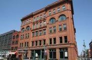 Cawker Estate Building
