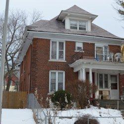 Drs. Oscar & Arnold Strauss House