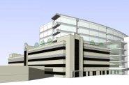 Rivercenter Building Expansion