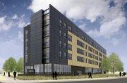 Northwest Side Community Development Corporation school and affordable housing development.