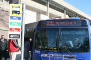 Milwaukee County Transit System Express Unveiling