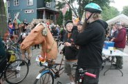 It\'s the Horse bike.