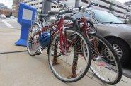 Bicycle Staple