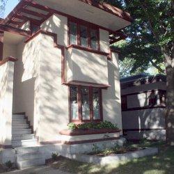 American System-Built Homes by Frank Lloyd Wright