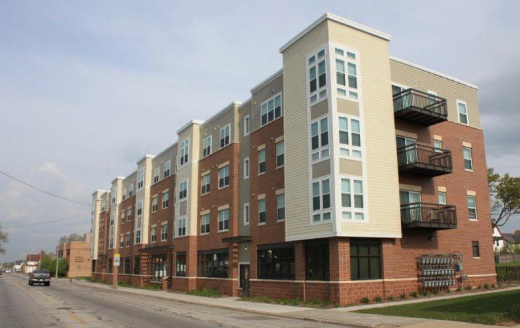 Franklin Square Apartments