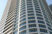University Club Tower Facade