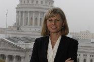 Mary Burke. Campaign photo.