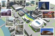 Convention Center Conceptual Master Plan (no border)
