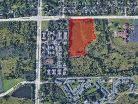 10401 W. Bradley Rd. Site