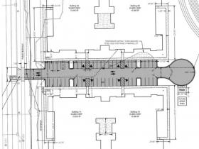 10401 W. Bradley Rd. Site Plan
