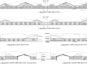 10401 W. Bradley Rd. Elevations