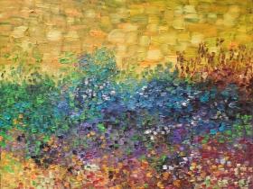 Sue Cibulka: Summer Meadow