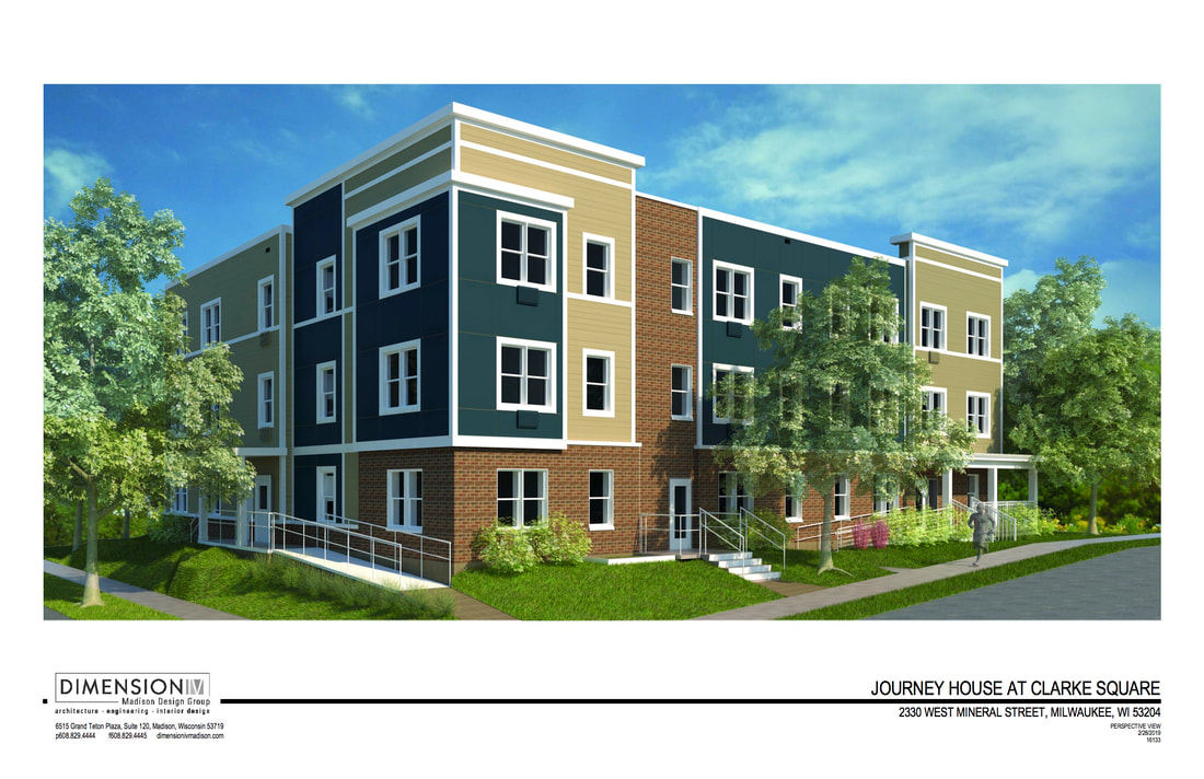 2330 W. Mineral St. Rendering