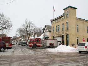 Milwaukee Fire Department equipment