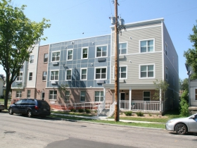 Clarke Square Apartments - 2330 W. Mineral St.