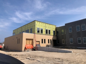 Cristo Rey High School Construction