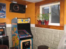 Inside Woody's