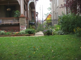 Charlie E. Fox's house.