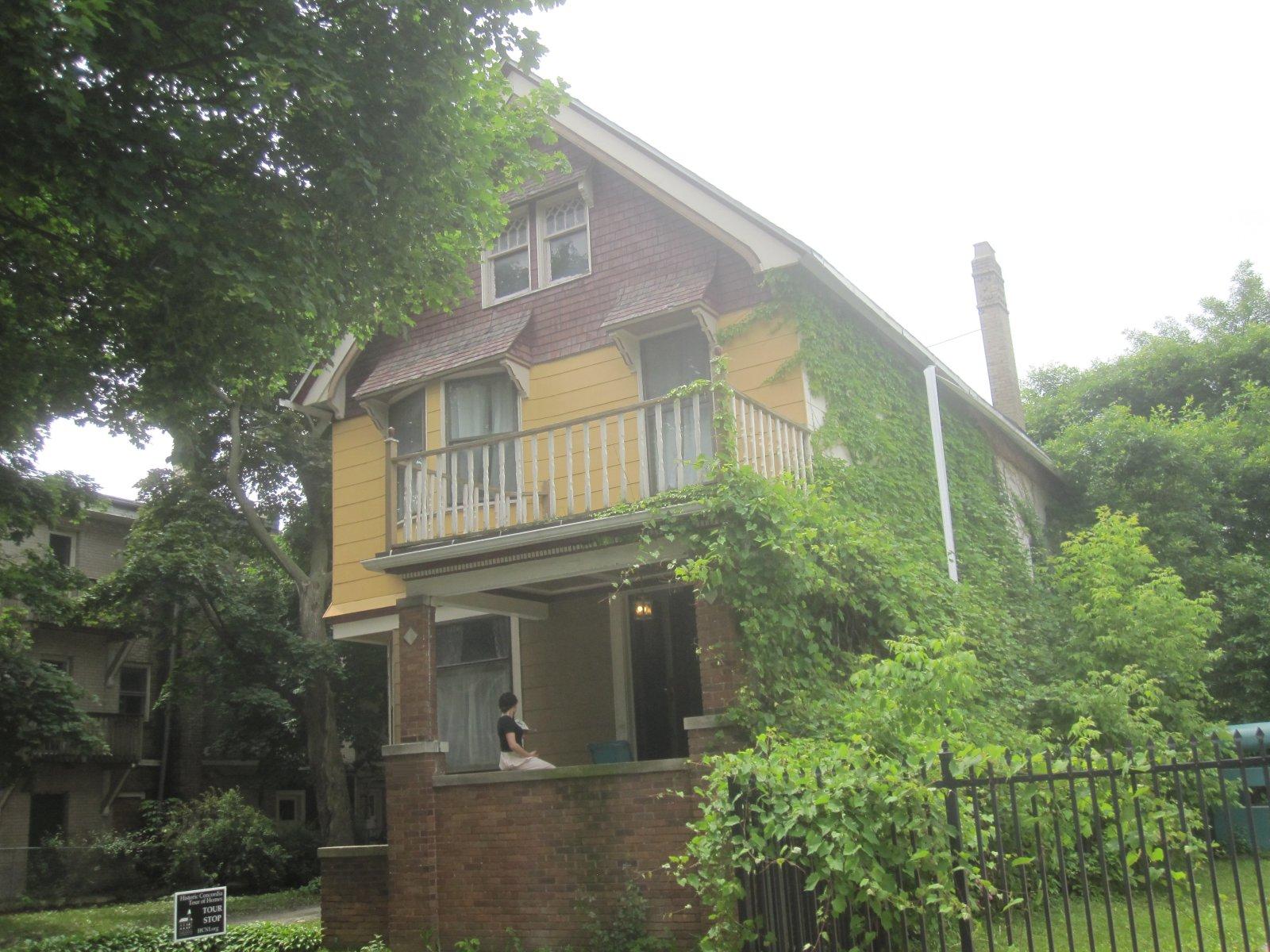 Famed Arts Teacher Elsa Ulbricht\'s Home