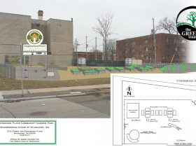 New 27th Street Garden Park Rendering