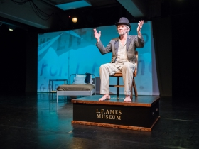 Against the Grain: The Life & Times of Levi Fisher Ames
