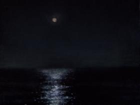 David Niec: Moon Rise at 85%
