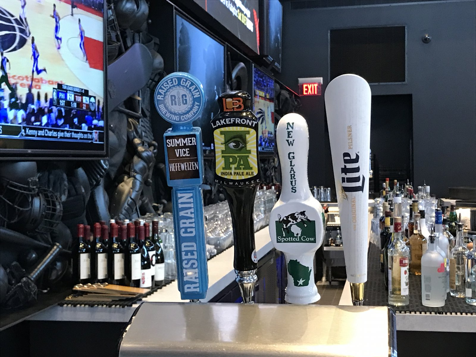 What\'s on tap