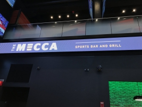 The MECCA Sports Bar and Grill