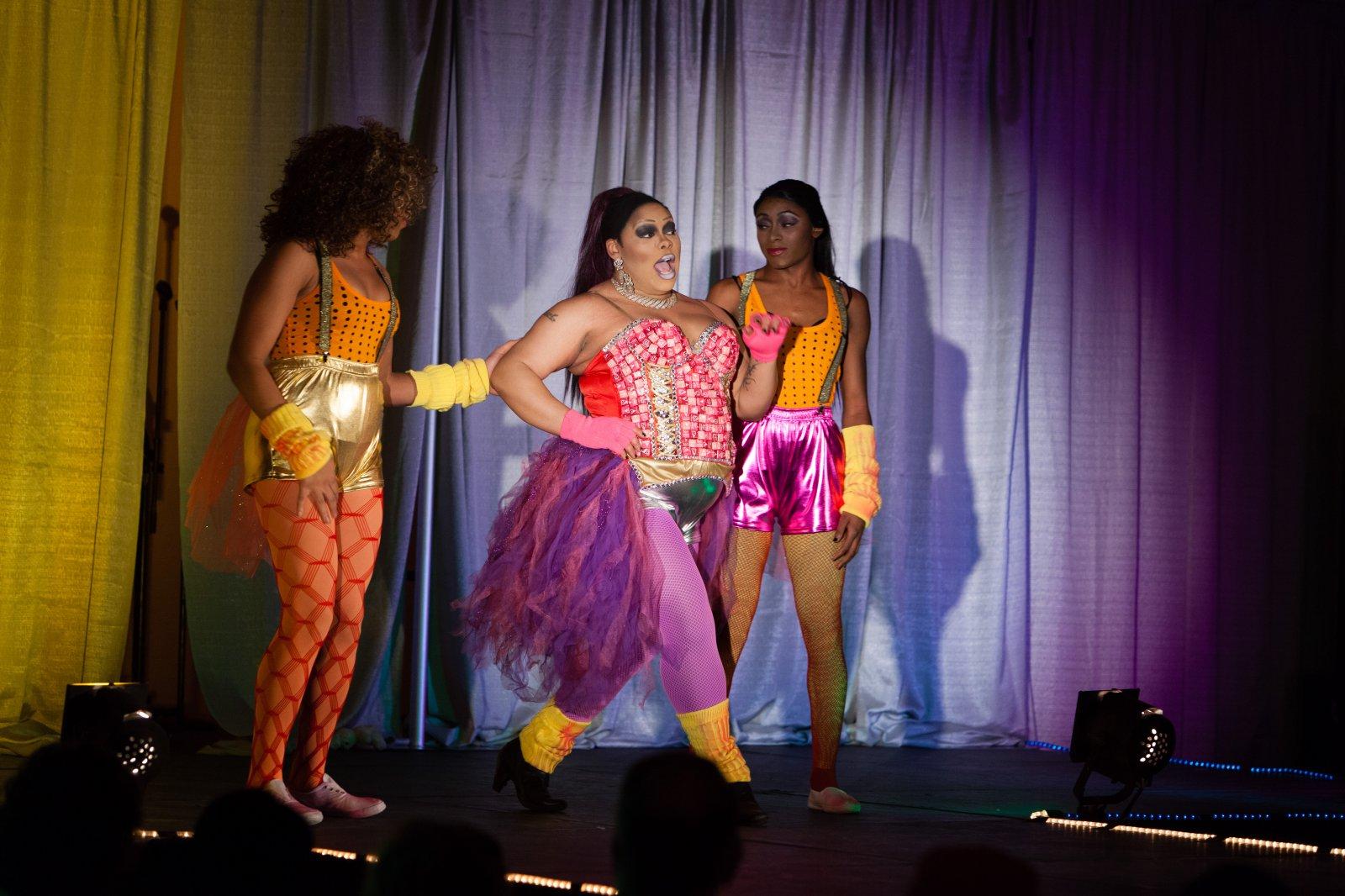 2014 UWM Drag Show.