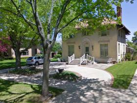 Julia Taylor's East Side home.