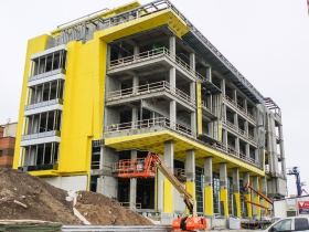 Friday Photos: UWM's New $80 Million Project