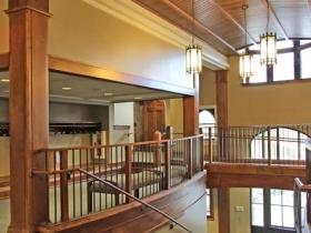 Plymouth Church Interior