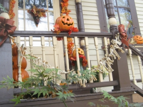 Kane Place Cottage Celebrates the Seasons