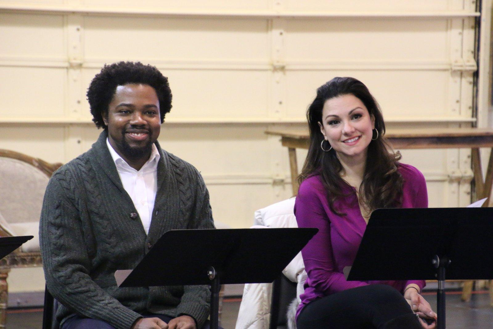 Leroy Y. Davis and Sandra Eddy
