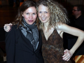 Janna Ernst, Pianist - Musical Preparations and Eugenia Arsenis, Stage Director & Choreographer.