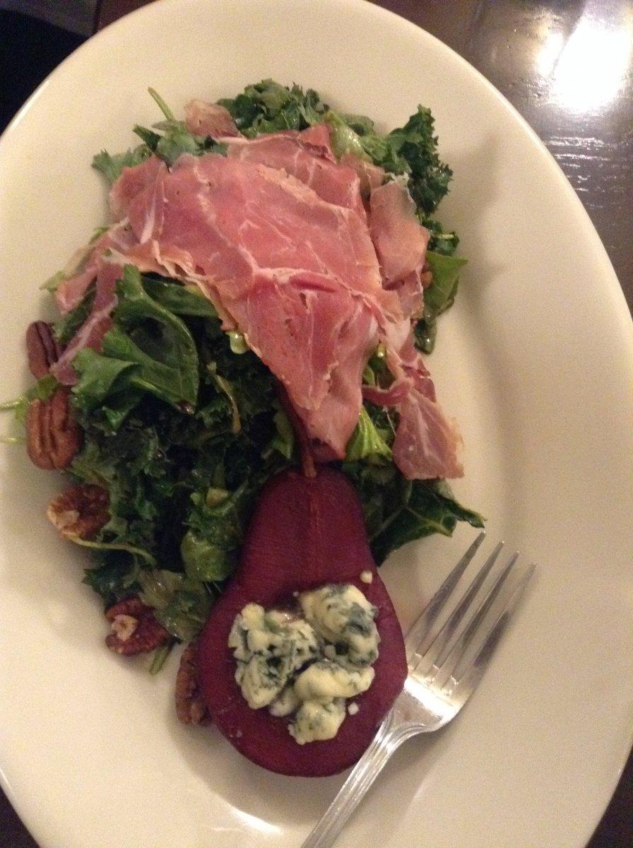 Le Reve: Salad