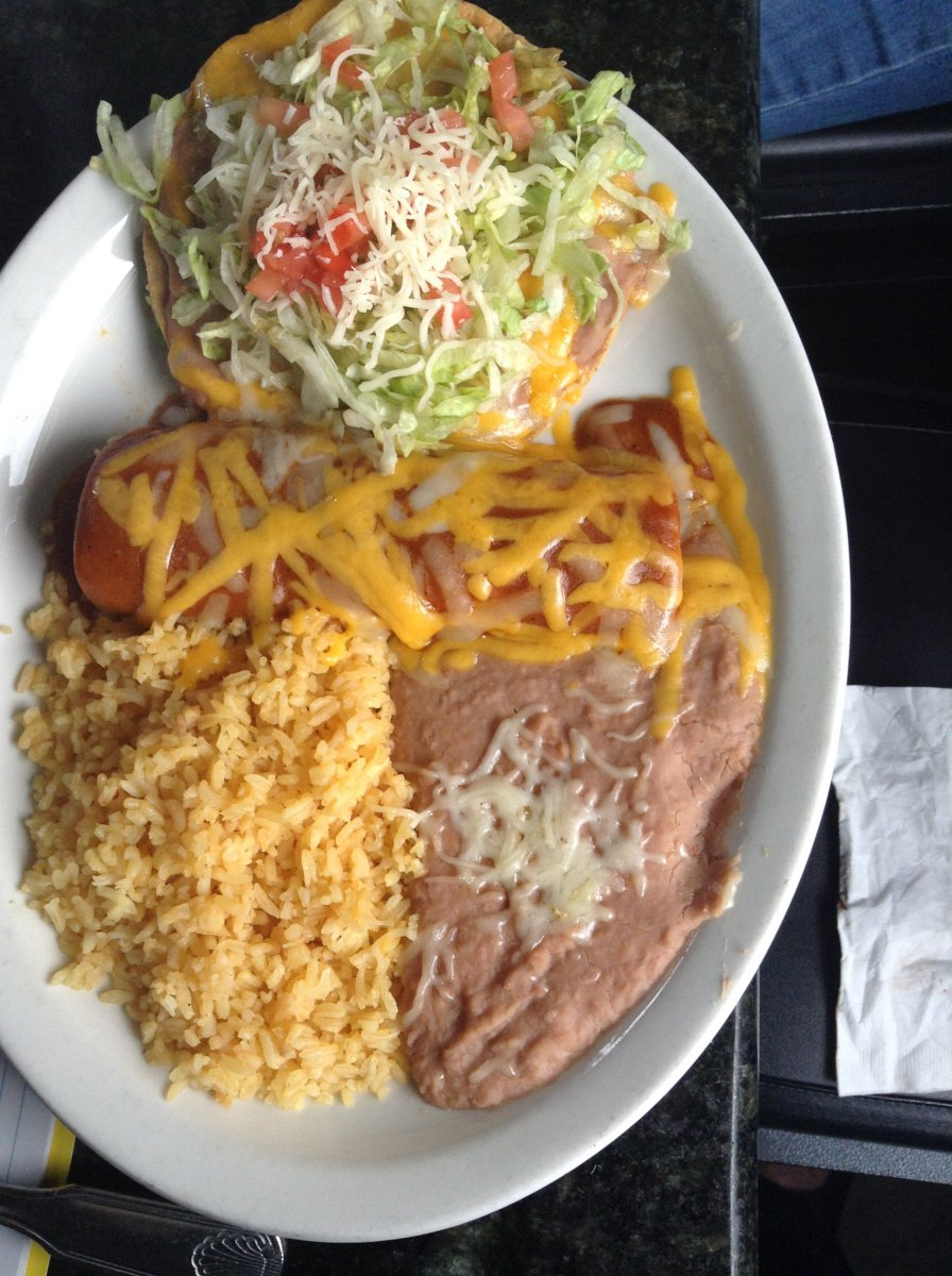 Mini-Combo Lunch Special