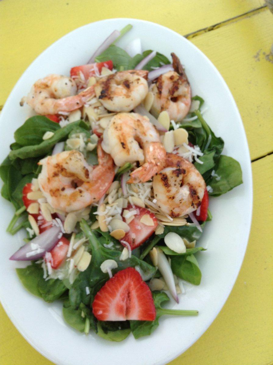 Strawberry Daiquiri Salad