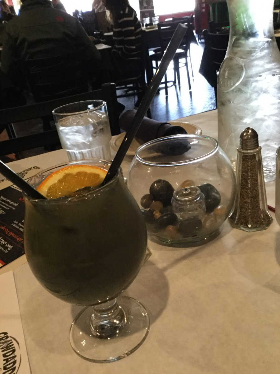 VooDoo cocktail