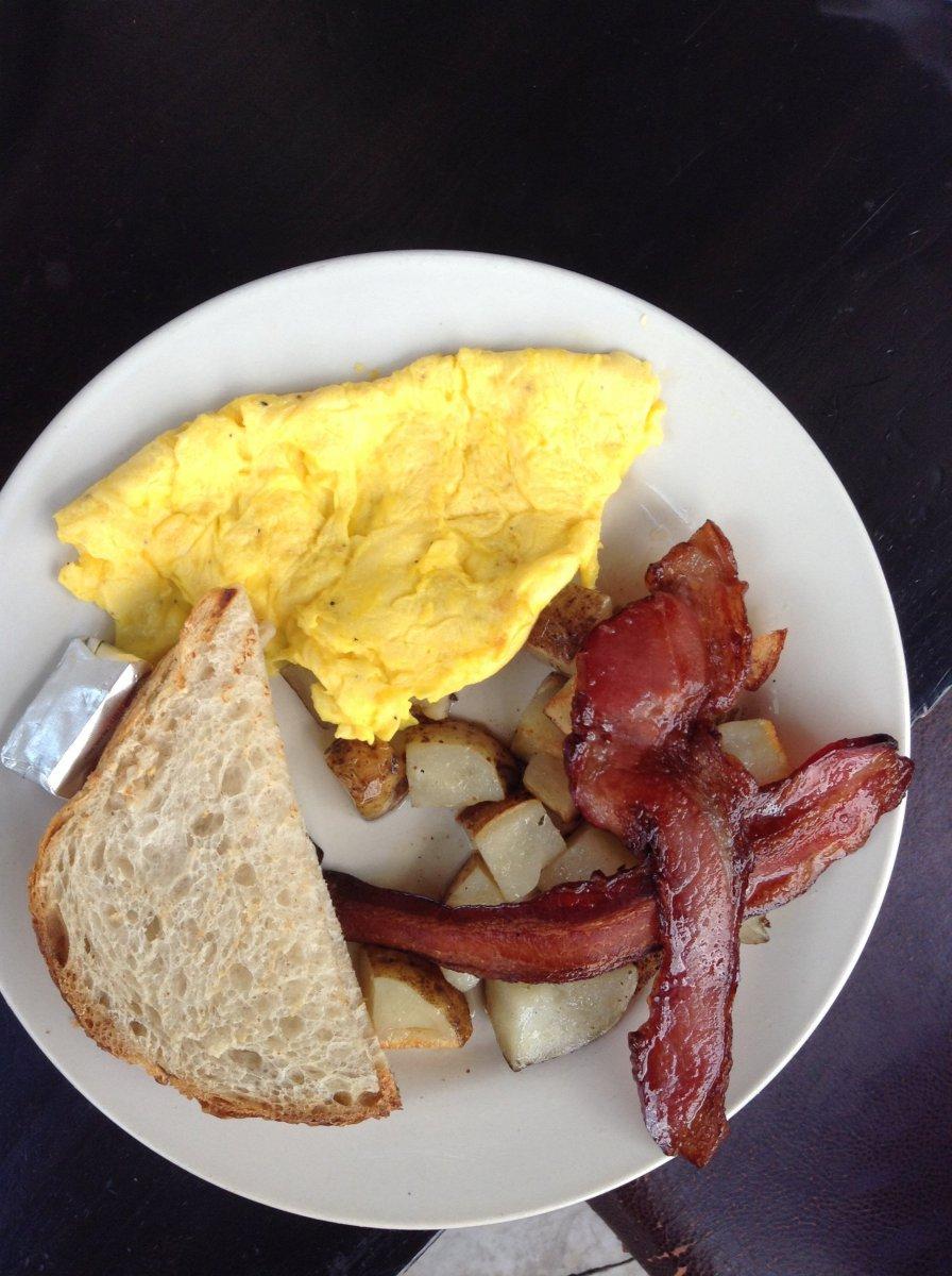 The National: American Breakfast