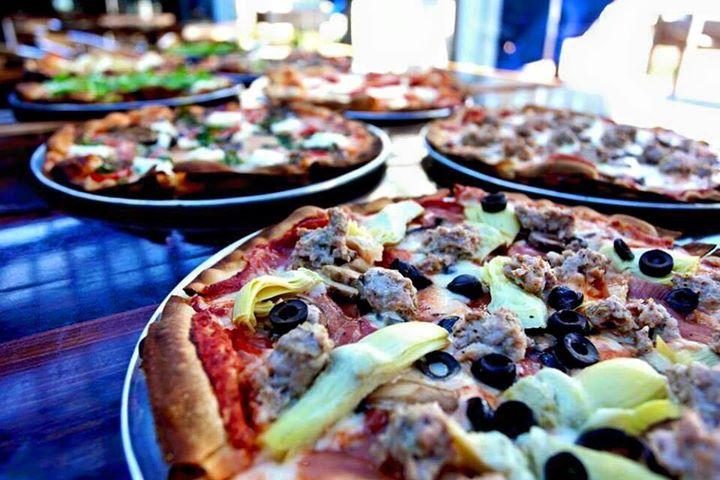 On the Menu at Pizza Man