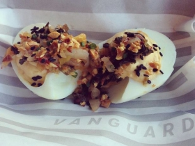 The Vanguard: Deviled Egg of the Day
