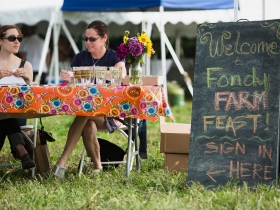 Fondy Farm Feast 2014