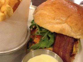 Le Reve: Sandwich au Saumon