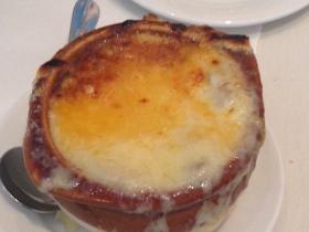 Pastiche Onion Soup