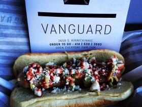 The Vanguard: Green Chorizo
