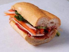 Xankia: Bánh Mì Đặc Biệt (House Special)