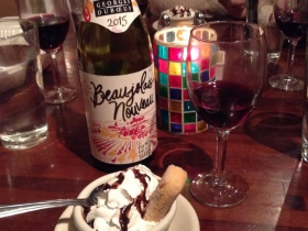 Chez Jacques: Mousse au Chocolat