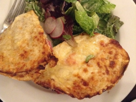 Le Reve: Croque Monsieur