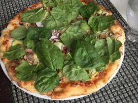 Ortolano Vegetable Pizza